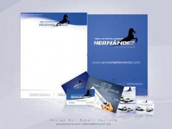 Imagen Corporativa  Carrocerías Hernández