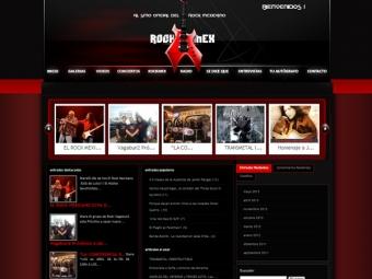 RockMex Sitio Web