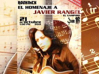 Javier Rangel – Homenaje