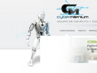 CyberMilenium Página WEb