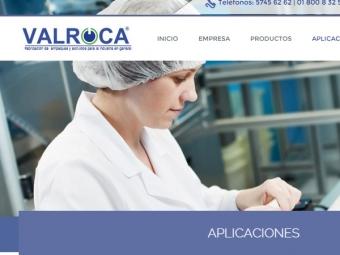 VALROCA | Página Web