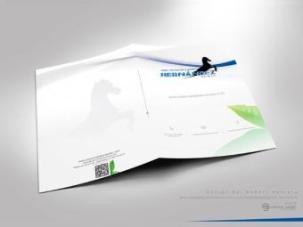 Folder Personalizado | Carrocerías Hernández
