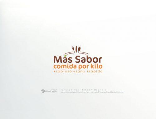 Más Sabor | Logotipo